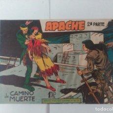 Tebeos: APACHE 2ºPARTE Nº12. Lote 243626015