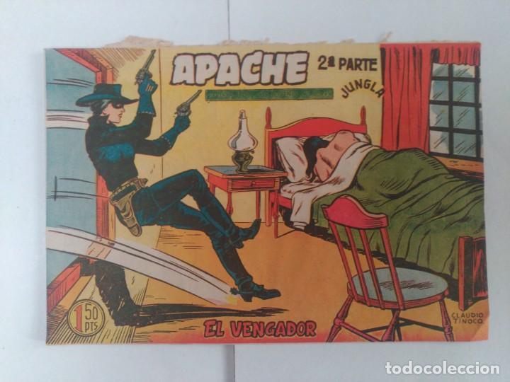 APACHE 2ºPARTE Nº18 (Tebeos y Comics - Maga - Apache)