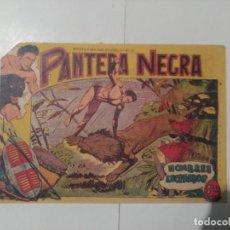 Tebeos: PANTERA NEGRA Nº3. Lote 243642685