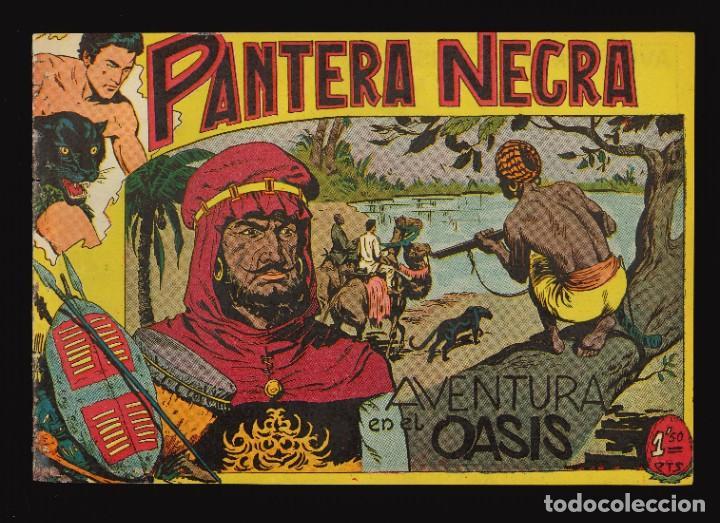 PANTERA NEGRA - MAGA / NÚMERO 27 (Tebeos y Comics - Maga - Pantera Negra)