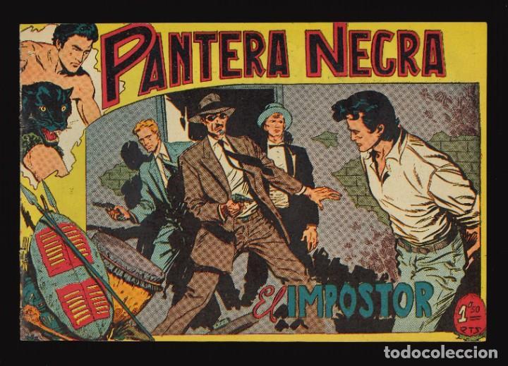 PANTERA NEGRA - MAGA / NÚMERO 28 (Tebeos y Comics - Maga - Pantera Negra)