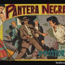 Tebeos: PANTERA NEGRA - MAGA / NÚMERO 28. Lote 244624585