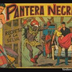 Tebeos: PANTERA NEGRA - MAGA / NÚMERO 38. Lote 244624765