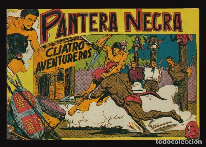 PANTERA NEGRA - MAGA / NÚMERO 39 (Tebeos y Comics - Maga - Pantera Negra)