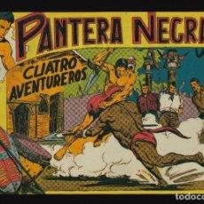 Tebeos: PANTERA NEGRA - MAGA / NÚMERO 39. Lote 244624800