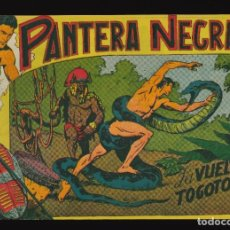 Tebeos: PANTERA NEGRA - MAGA / NÚMERO 40. Lote 244624830