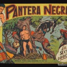 Tebeos: PANTERA NEGRA - MAGA / NÚMERO 43. Lote 244624980