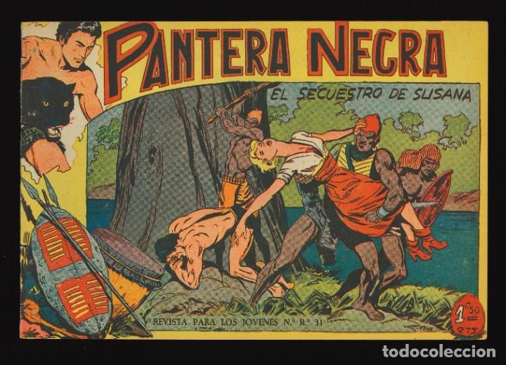 PANTERA NEGRA - MAGA / NÚMERO 44 (Tebeos y Comics - Maga - Pantera Negra)
