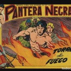 Livros de Banda Desenhada: PANTERA NEGRA - MAGA / NÚMERO 48. Lote 244625090