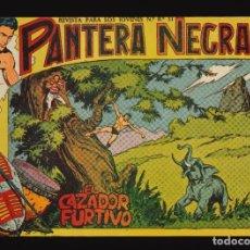 Livros de Banda Desenhada: PANTERA NEGRA - MAGA / NÚMERO 49. Lote 244625130