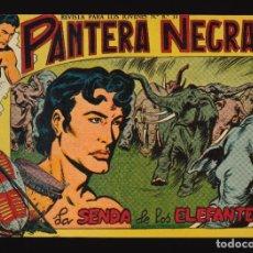 Tebeos: PANTERA NEGRA - MAGA / NÚMERO 50. Lote 244625150