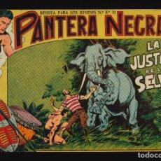 Giornalini: PANTERA NEGRA - MAGA / NÚMERO 51. Lote 244625180