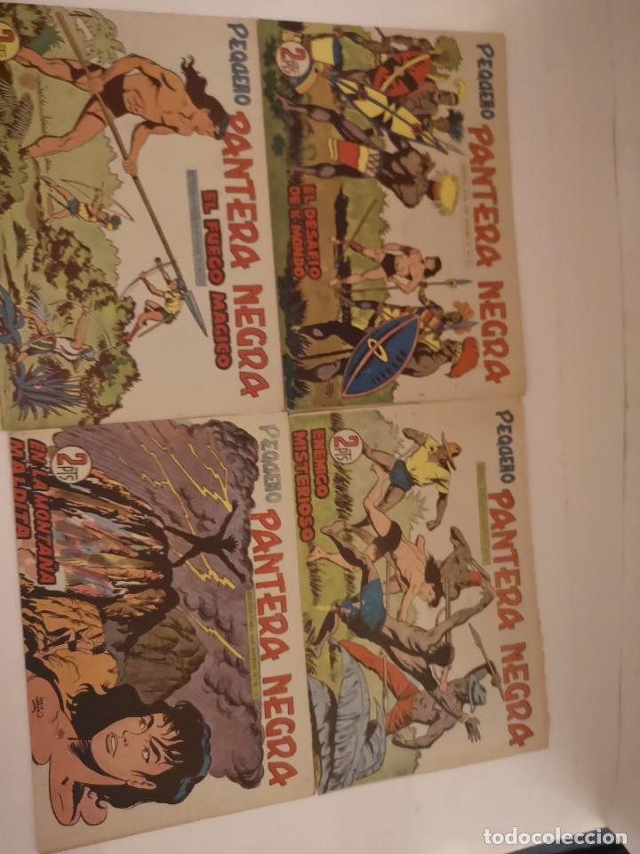 Tebeos: Cómics Pequeño Pantera Negra 29 numeros - Foto 2 - 244776020