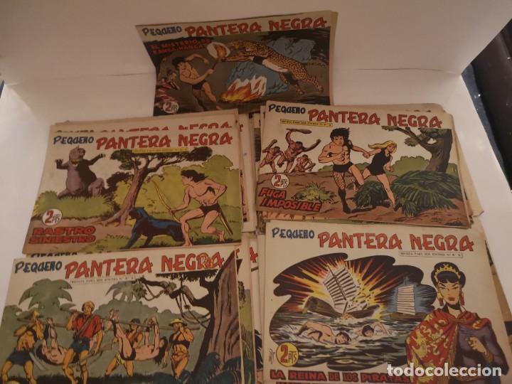 CÓMICS PEQUEÑO PANTERA NEGRA 29 NUMEROS (Tebeos y Comics - Maga - Pantera Negra)