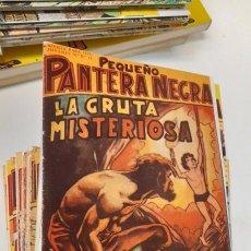 Tebeos: LOTE DE 25 NUMEROS, PEQUEÑO PANTERA NEGRA DEL 76 AL 100,EDITORIAL MAGA, REEDICION. Lote 244983515