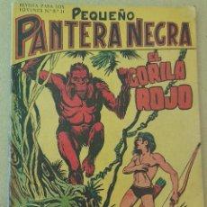 Tebeos: PEQUEÑO PANTERA NEGRA, EL GORILA ROJO NºRº31 AÑO 1958 ED.MAGA. Lote 246013560