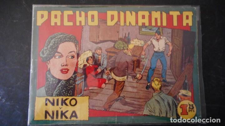 PACHO DINAMITA Nº 127 (Tebeos y Comics - Maga - Pacho Dinamita)