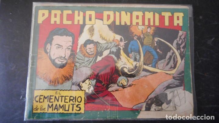 PACHO DINAMITA Nº 119 (Tebeos y Comics - Maga - Pacho Dinamita)