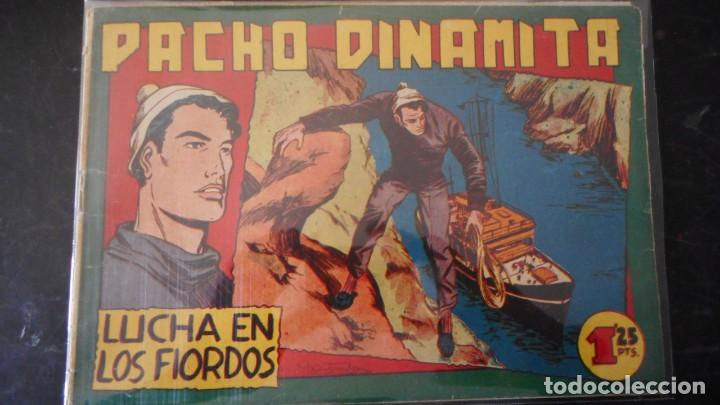 PACHO DINAMITA Nº 118 (Tebeos y Comics - Maga - Pacho Dinamita)