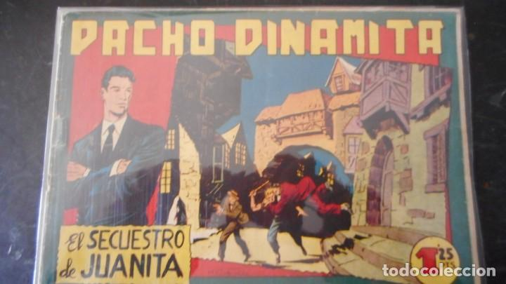 PACHO DINAMITA Nº 116 (Tebeos y Comics - Maga - Pacho Dinamita)