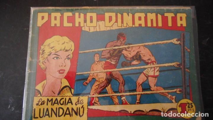 PACHO DINAMITA Nº 115 (Tebeos y Comics - Maga - Pacho Dinamita)