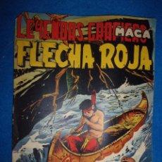 Tebeos: FLECHA ROJA Nº45.. Lote 246699965