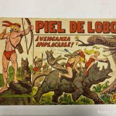 Tebeos: PIEL DE LOBO. Nº 83 - ¡VENGANZA IMPLACABLE!. EDITORIAL MAGA.. Lote 247036370