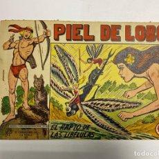 Tebeos: PIEL DE LOBO. Nº 85 - EL RAPTO DE LAS LIBELULAS. EDITORIAL MAGA.. Lote 247036460