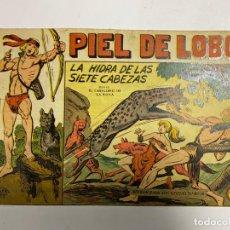 Tebeos: PIEL DE LOBO. Nº 8 - LA HIDRA DE LAS SIETE CABEZAS. EDITORIAL MAGA.. Lote 247036750