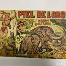 Tebeos: PIEL DE LOBO. Nº 11 - EL MAMUT SOLITARIO. EDITORIAL MAGA.. Lote 247036815