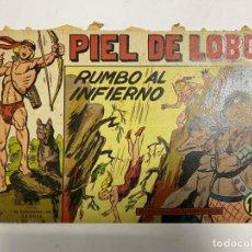 Tebeos: PIEL DE LOBO. Nº 23 - RUMBO AL INFIERNO. EDITORIAL MAGA.. Lote 247036965