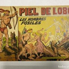 Tebeos: PIEL DE LOBO. Nº 36 - LOS HOMBRES FÓSILES. EDITORIAL MAGA.. Lote 247037065