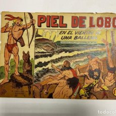 Tebeos: PIEL DE LOBO. Nº 38 - EN EL VIENTRE DE UNA BALLENA. EDITORIAL MAGA.. Lote 247037155