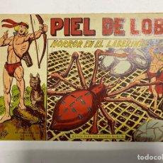 Tebeos: PIEL DE LOBO. Nº 48 - HORROR EN EL LABERINTO. EDITORIAL MAGA.. Lote 247037515