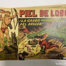 Tebeos: PIEL DE LOBO. Nº 54 - ¡LA GARRA DEL DRAGÓN!. EDITORIAL MAGA.. Lote 247040735