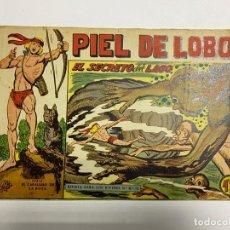 Tebeos: PIEL DE LOBO. Nº 59 - EL SECRETO DEL LAGO. EDITORIAL MAGA.. Lote 247040875