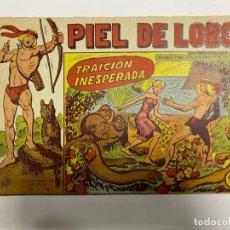 Tebeos: PIEL DE LOBO. Nº 61 - TRAICIÓN INESPERADA. EDITORIAL MAGA.. Lote 247040945