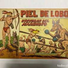 Livros de Banda Desenhada: PIEL DE LOBO. Nº 67 - VÍCTIMAS DEL MAREMOTO. EDITORIAL MAGA. Lote 247041245