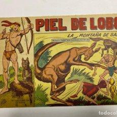 Tebeos: PIEL DE LOBO. Nº 69 - LA MONTAÑA DE SAL. EDITORIAL MAGA. Lote 247041280