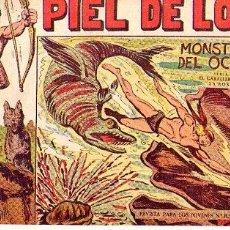 Tebeos: PIEL DE LOBO (MAGA) Nº 7. Lote 248991245