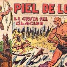 Tebeos: PIEL DE LOBO (MAGA) Nº 18. Lote 248991960
