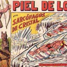 Tebeos: PIEL DE LOBO (MAGA) Nº 19. Lote 248992425