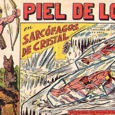 Tebeos: PIEL DE LOBO (MAGA) Nº 19. Lote 248992525