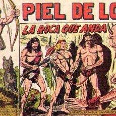 Tebeos: PIEL DE LOBO (MAGA) Nº 20. Lote 248992705