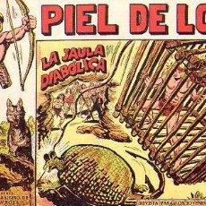 Tebeos: PIEL DE LOBO (MAGA) Nº 21. Lote 248992945