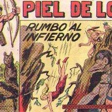 Tebeos: PIEL DE LOBO (MAGA) Nº 23. Lote 248993625