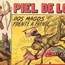 Tebeos: PIEL DE LOBO (MAGA) Nº 22. Lote 248993820