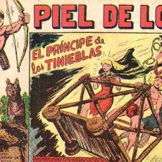 Tebeos: PIEL DE LOBO (MAGA) Nº 25. Lote 249016720