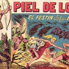 Tebeos: PIEL DE LOBO (MAGA) Nº 26. Lote 249016845