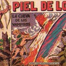 Tebeos: PIEL DE LOBO (MAGA) Nº 27. Lote 249017095